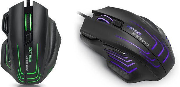 Nouvelle souris SPIRIT OF GAMER XPERT-M500