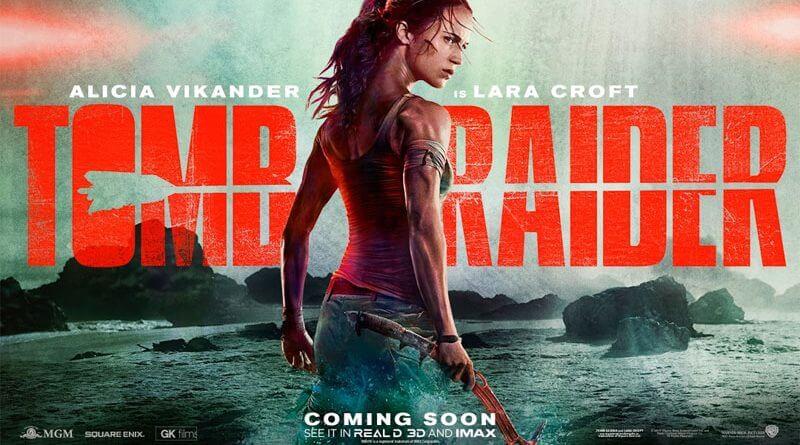 Tomb Raider affiche