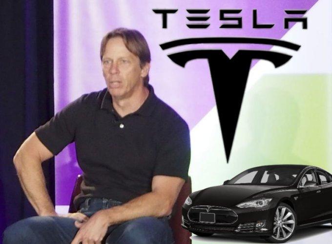 Tesla Jim Keller