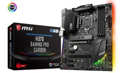 Carte mère MSI H370 GAMING PRO CARBON
