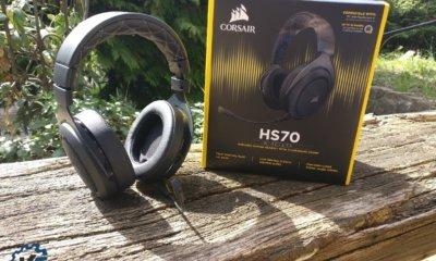 Casque Corsair Wireless HS70