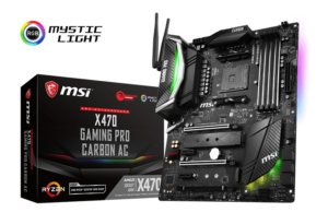 Carte mère MSI X470