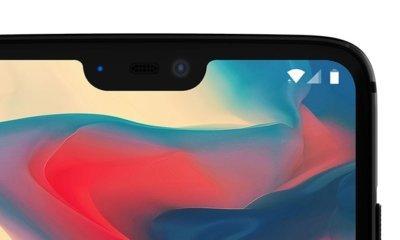 OnePlus 6 visuel