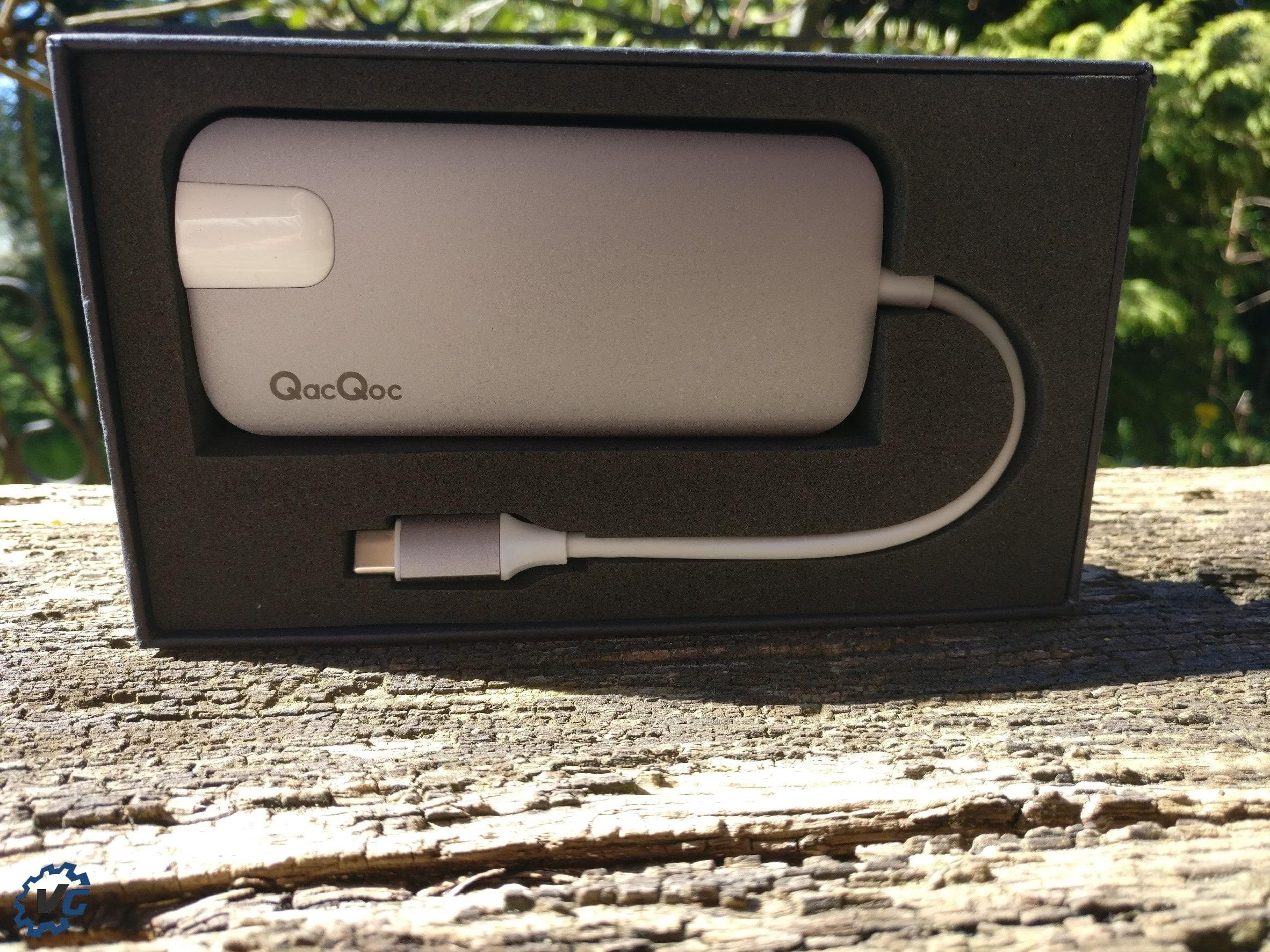 QacQoc HUB USB