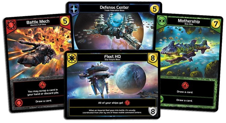 Star Realms cartes