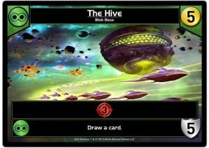 Star Realms hive
