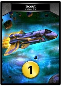 Star Realms scout