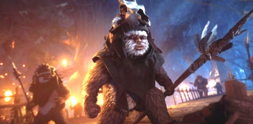 Star Wars Battlefront II Nuit sur Endor