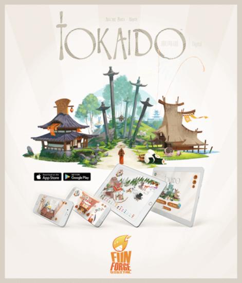 Tokaido app