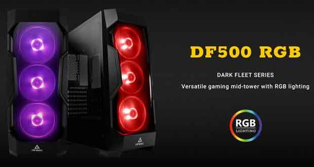 antec df500 rgb boitier