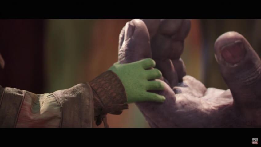Avis Infinity War
