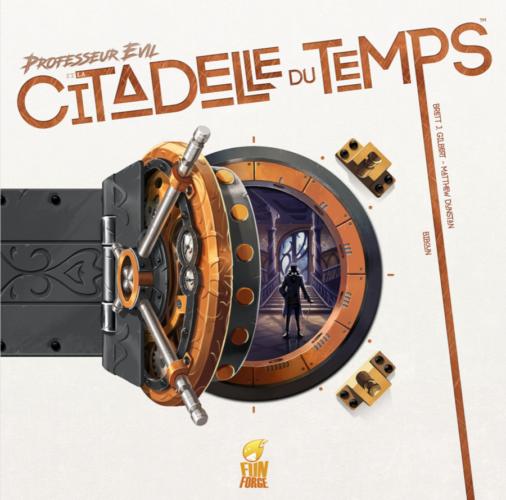 Citadelle du Temps boitier