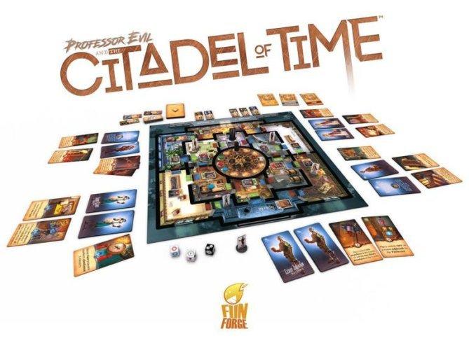 Citadelle du Temps plateau