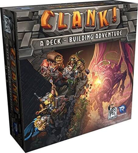 Clank boîtier