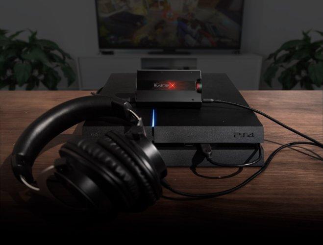Creative Sound BlasterX G5 PS4