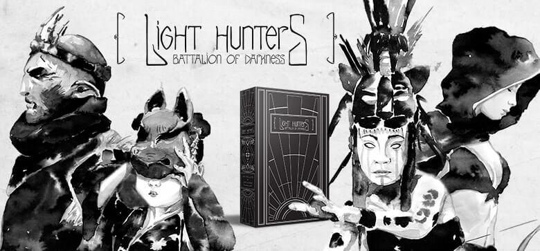 Light Hunters présentation