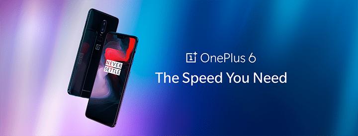 OnePlus 6 vente Amazon