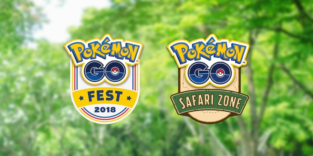 Pokemon Go Summer Tour 2018