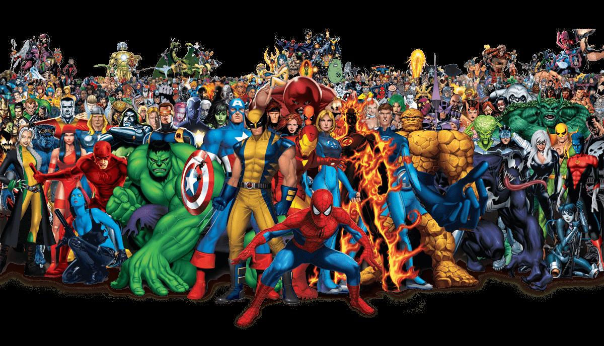 Qui est votre héros Marvel préféré ?