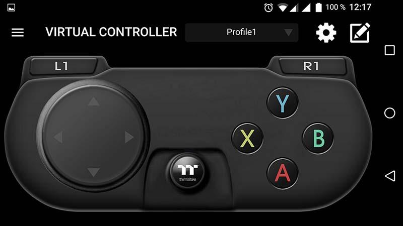 tt sync virtual controller