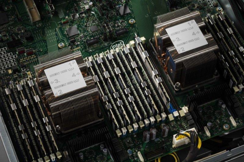 Intel 28 core