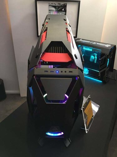 antec case project x computex