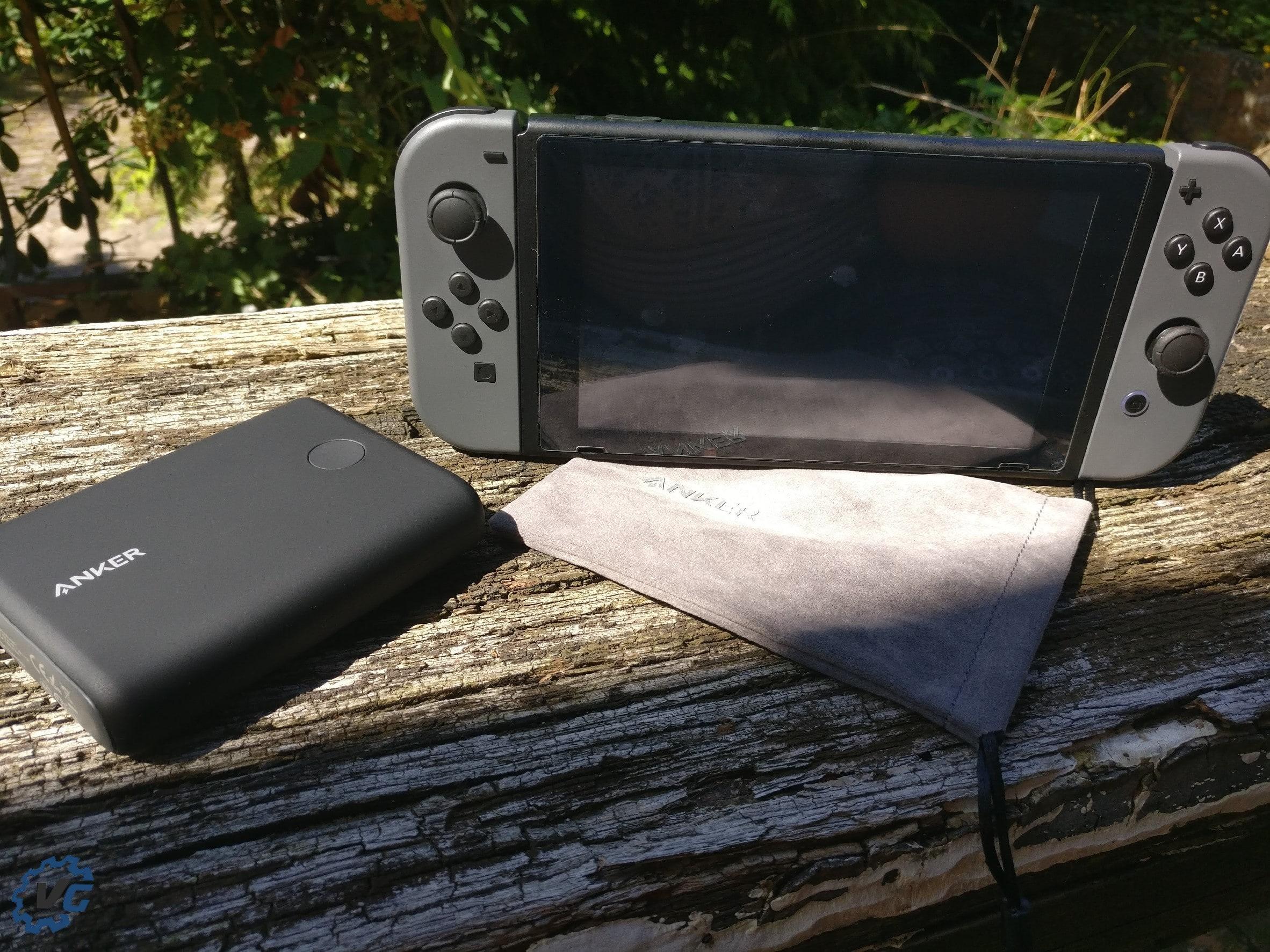Batterie Anker PowerCore 13400 Nintendo Switch