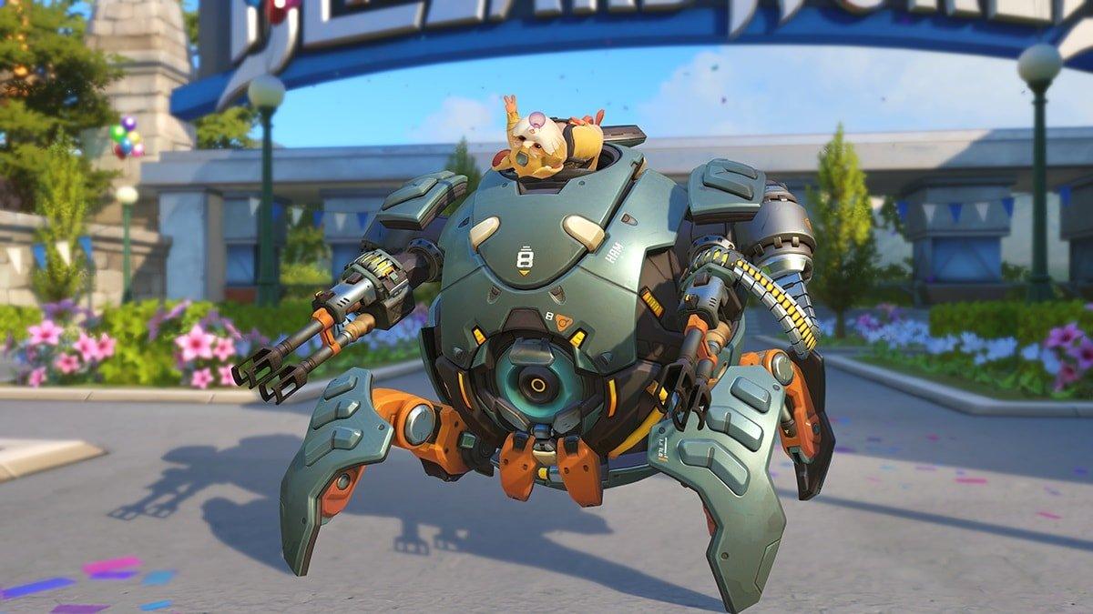 Bouldozer Overwatch