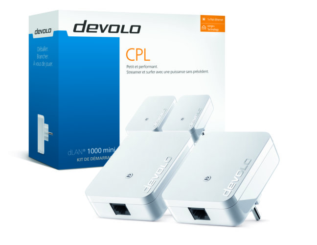 Devolo DLan 1000 mini