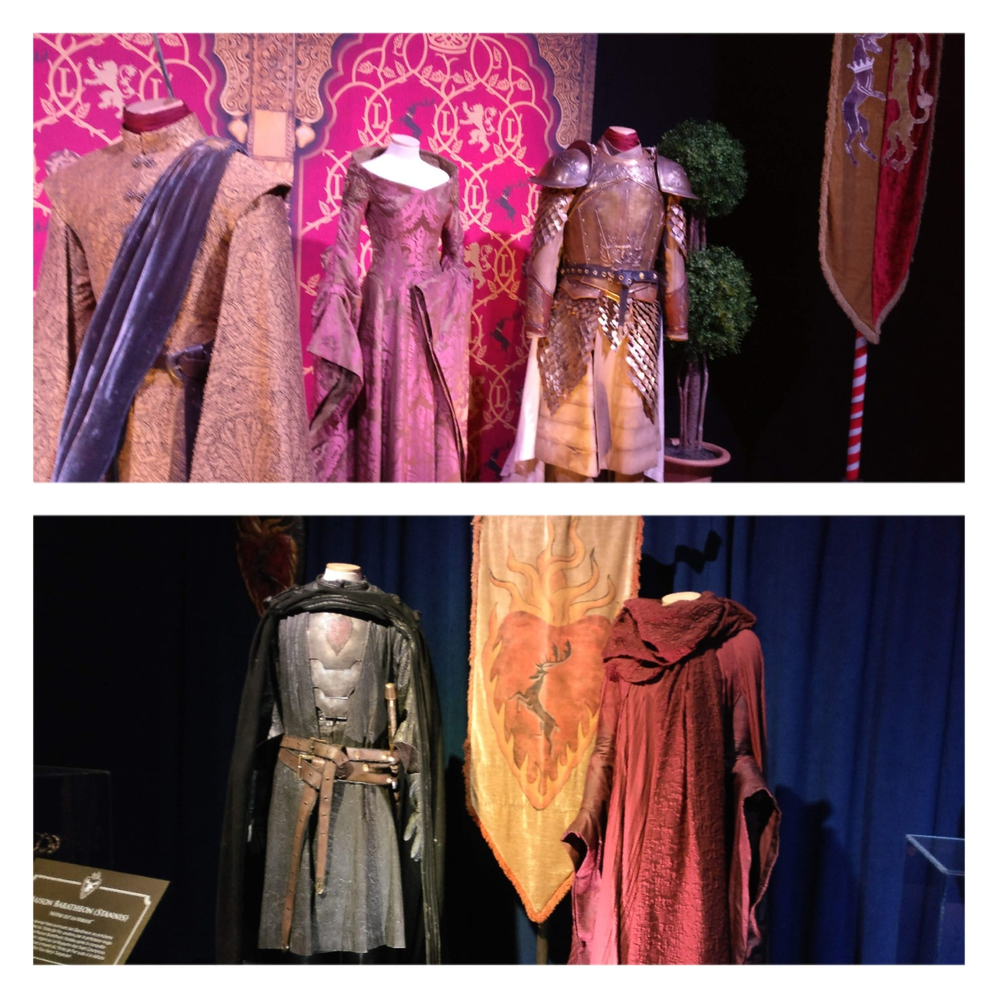 Game of Thrones Exhibition Tour