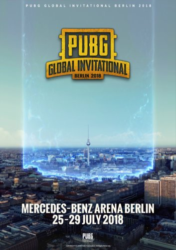 PUBG GLOBAL INVITATIONAL 2018