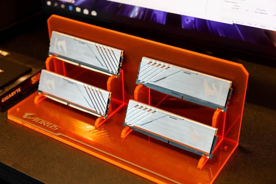 Ram DDR4 AORUS MEMORY