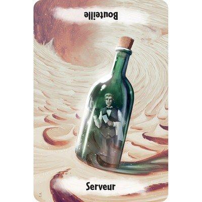 When I Dream serveur bouteille