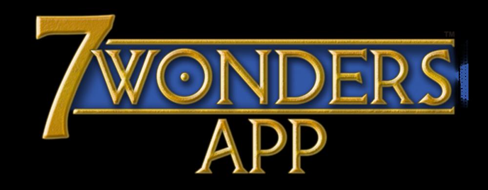 7 Wonders banniere app