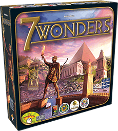 7 Wonders boite