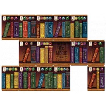 Ex Libris bibliothèque