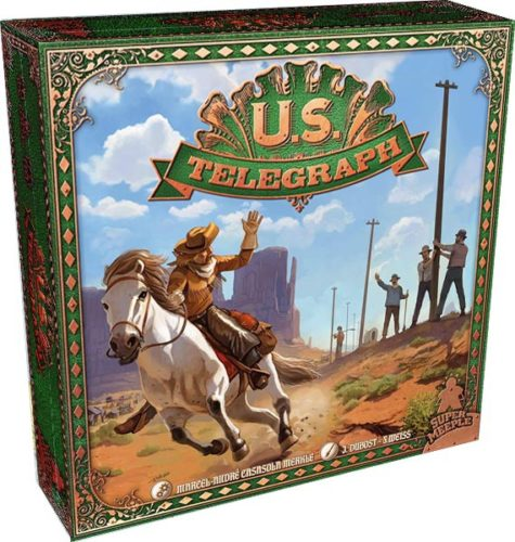 US Telegraph boite