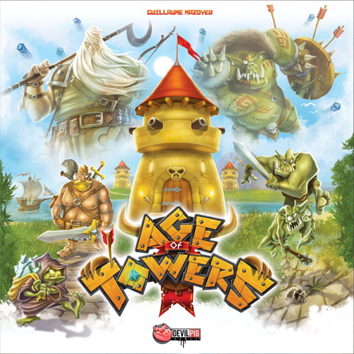 Age of towers banner
