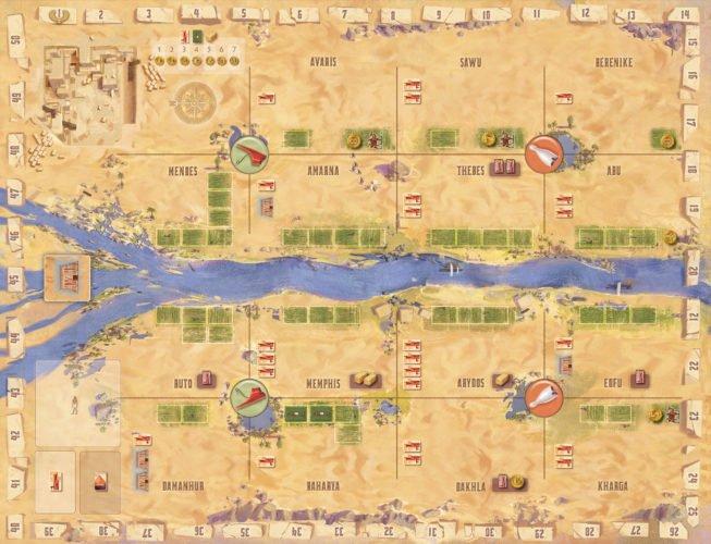 Amun Re Plateau