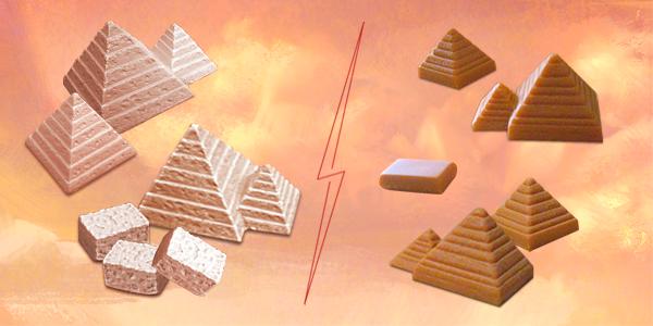 Amun Re Pyramides