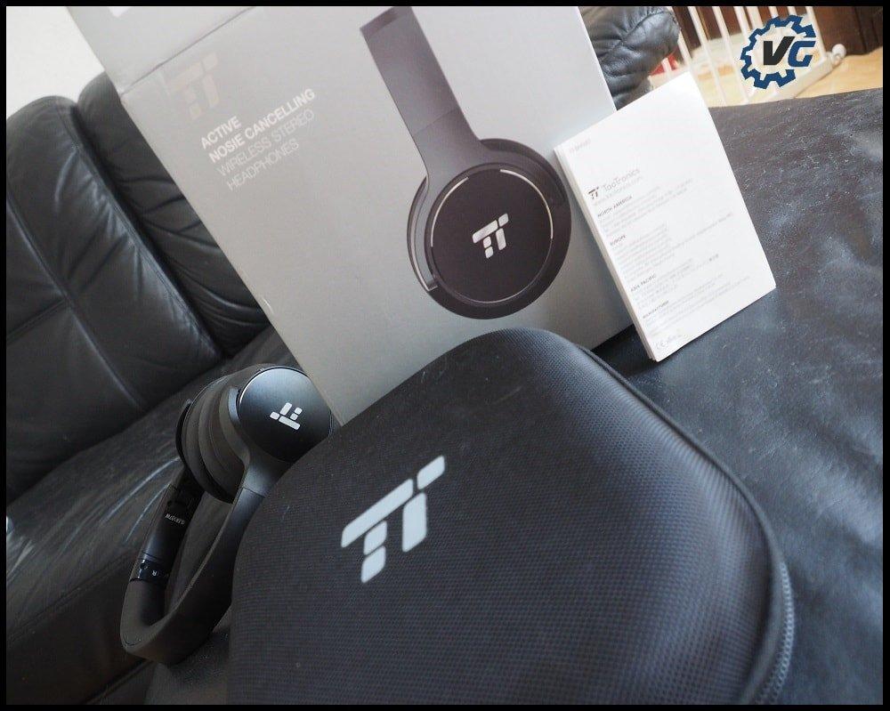 Casque wireless TaoTronics TT-BH040 Unboxing & notice
