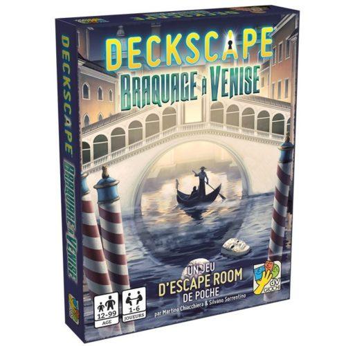 Deckscape Venise boîte