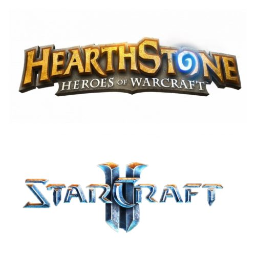 Starcraft II Hearthstone jeux asiatiques