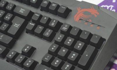 Clavier MSI Vigor GK40 Gaming