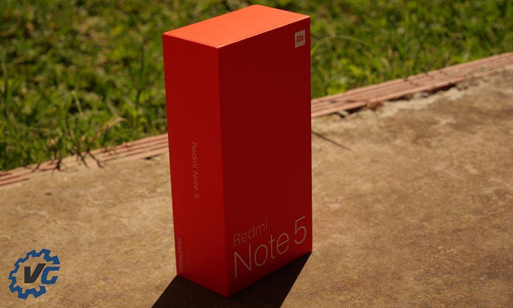 Packaging du RN5
