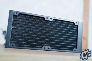 Test Corsair H100i PRO RGB radiateur 240mm