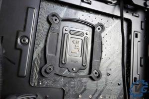 Test Corsair H100i PRO RGB radiateur 240mm installation