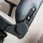 Test fauteuil Noblechairs ICON blanc noir montage