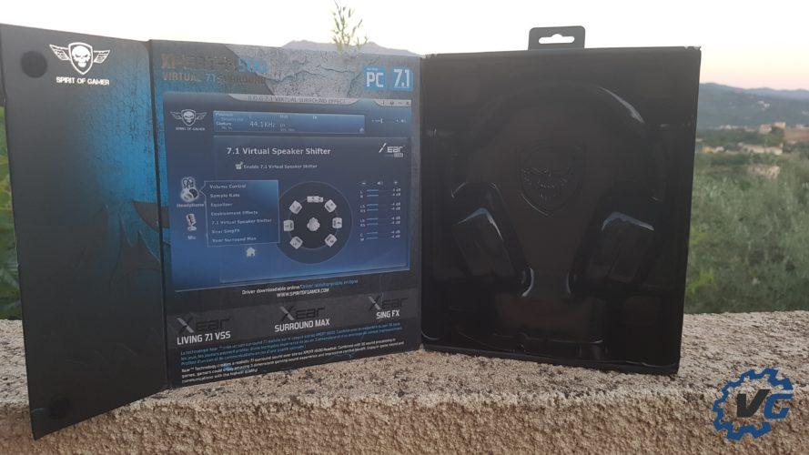 casque spirit of gamer Xpert-H500