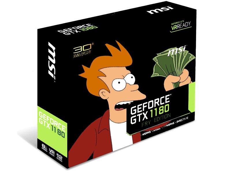 Nvidia GTX 180 Vonguru